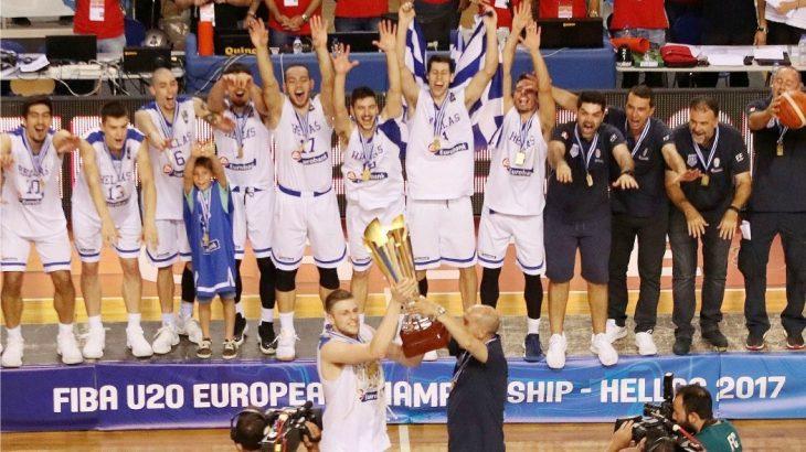 Το αφιέρωμα της ΕΡΤ στους πρωταθλητές Ευρώπης (video)