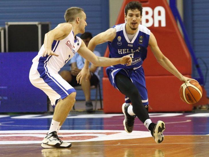Πανευρωπαϊκό Νέων Ανδρών: Ελλάδα – Μαυροβούνιο (Live Streaming)