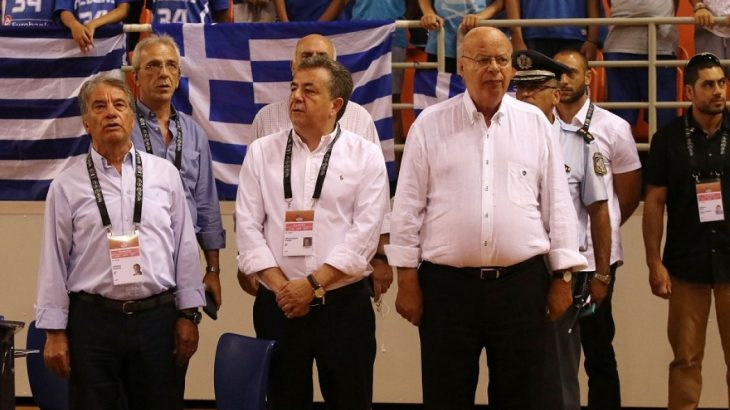 Βασιλακόπουλος: «Το ελληνικό μπάσκετ έχει και συνέχεια και συνέπεια»