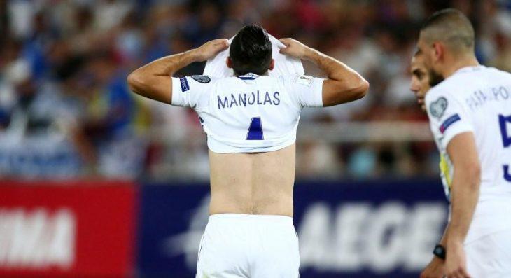 H Ελλάδα ισόπαλη 0-0 με Εσθονία, «κλώτσησε» το… δώρο της Κύπρου