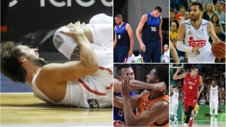Το Eurobasket των απουσιών: Κάθε μέρα «χάνεται» κι ένας σταρ!
