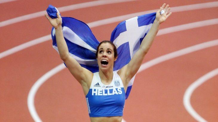 Παγκόσμια Πρωταθλήτρια η Στεφανίδη!