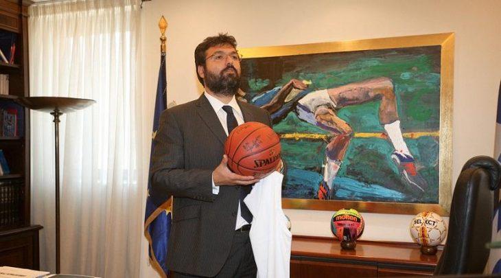 Πρωτοβουλία Βασιλειάδη και επιστολή για λήξη του… πολέμου στο μπάσκετ