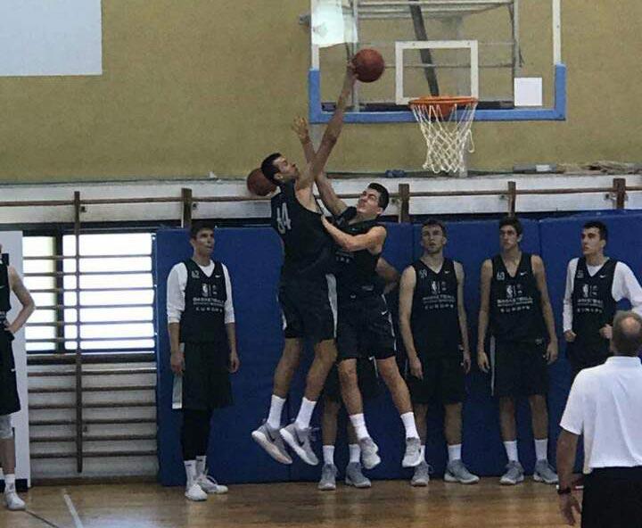 Ο Βουλγαρόπουλος εν δράσει στο «Μπάσκετ Χωρίς Σύνορα»! (PRESSARIS photos + video)