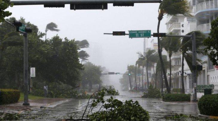 Έλληνας έζησε τον τυφώνα Ίρμα: «Η σκοτεινιά και ο θόρυβος ήταν απερίγραπτα»