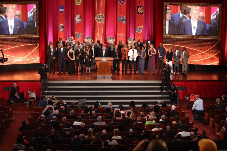 Το βίντεο της συγκλονιστικής ομιλίας του Γκάλη στο Hall Of Fame (videos)