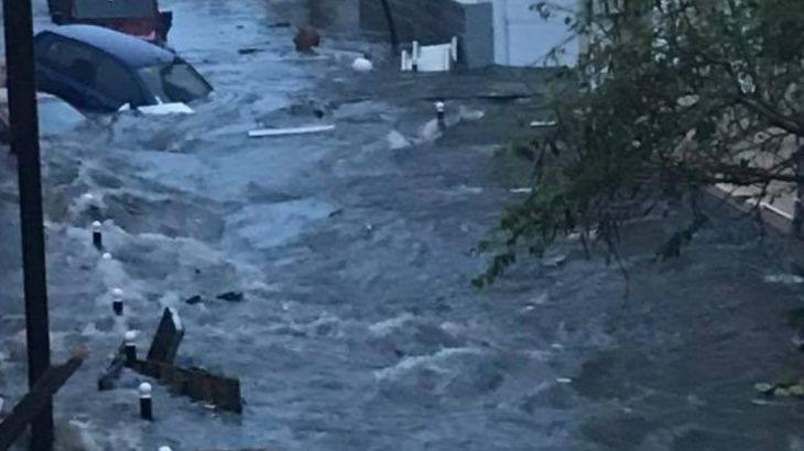 Εικόνες «Αποκάλυψης» από το πέρασμα του τυφώνα Ίρμα στα νησιά της Καραϊβικής (video)