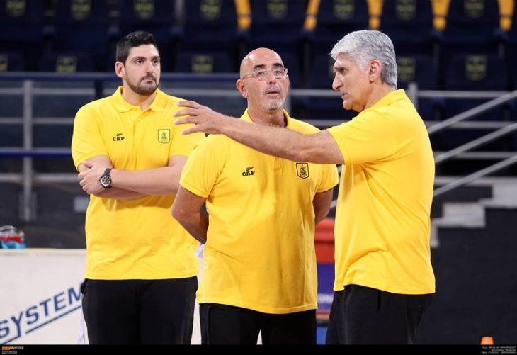 Δ. Γιαννάκης: » Ο Μποχωρίδης έχει πολλά να δώσει, τον σκεφτόμασταν από την αρχή της χρονιάς»
