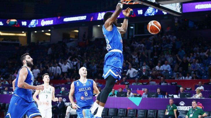 Με Αντετοκούνμπο το Top 10 του Εurobasket (video)