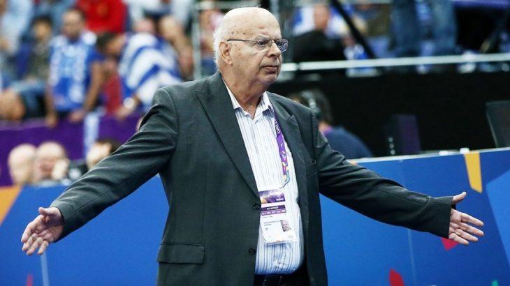 Γύρισε πίσω ο Βασιλακόπουλος!