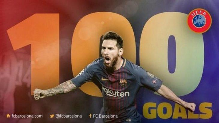 Μέσι… 100-άρης! Αυτά είναι και τα 100 γκολ του στην Ευρώπη! (video)