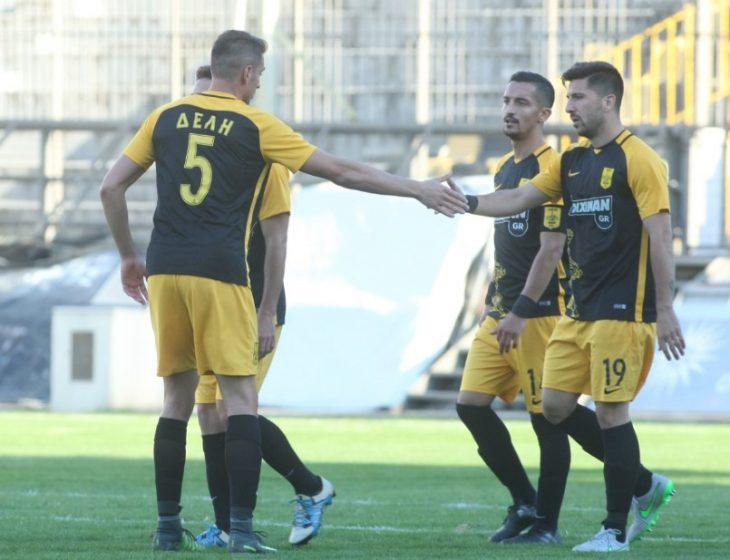Διαμαντόπουλος: «Την ψυχολογία μου την… φτιάχνουν οι νίκες της ομάδας»