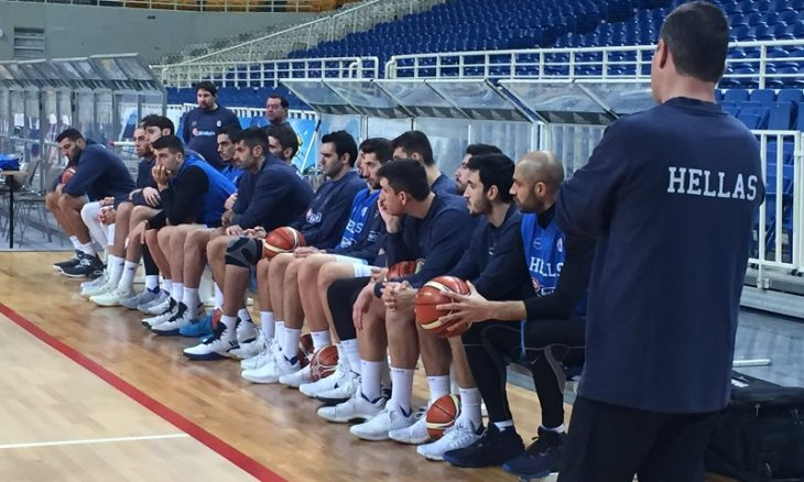Παρόντες στην Εθνική οι παίκτες του Παναθηναϊκού!