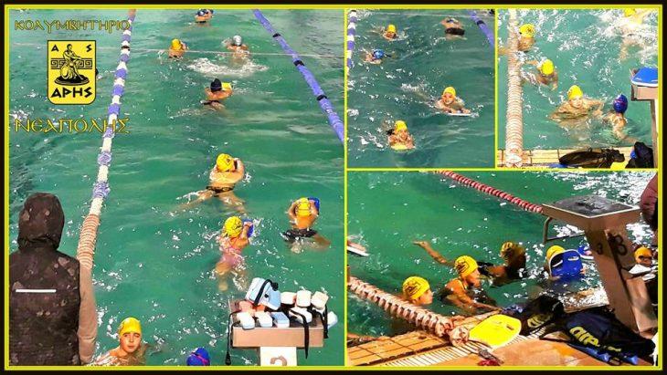 H καρδιά της κολύμβησης του Άρη «χτυπάει» και στη δυτική Θεσσαλονίκη!