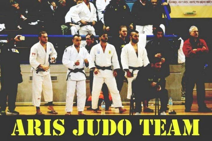 Στο πανευρωπαϊκό πρωτάθλημα τζούντο ο Άρης!