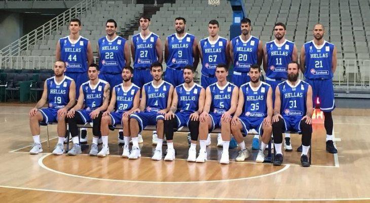 Η φωτογράφιση της νέας Εθνικής μπάσκετ! (photos)