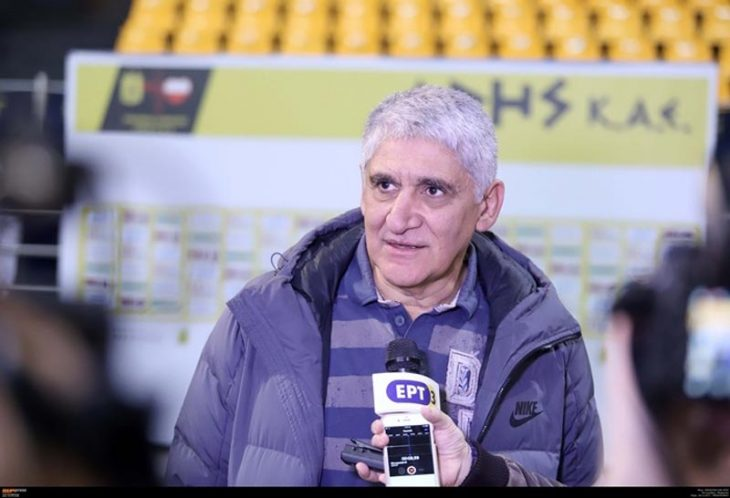 Οι δηλώσεις Γιαννάκη on camera μετά την τελευταία νίκη για το 2017 (video)