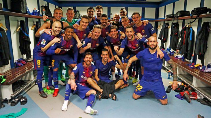 Messi… Christmas από την Μπαρτσελόνα (photos)