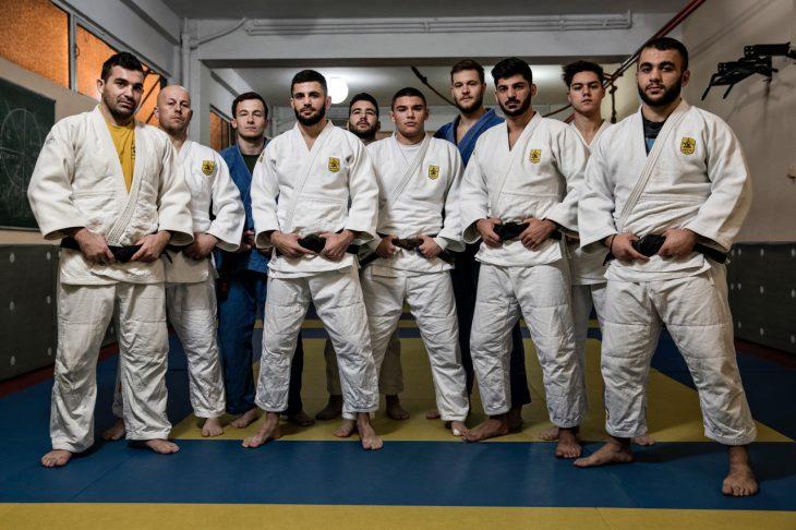 Άρης! Αυτή είναι η πρώτη ελληνική ομάδα στο τσάμπιονς λιγκ του τζούντο (photos)