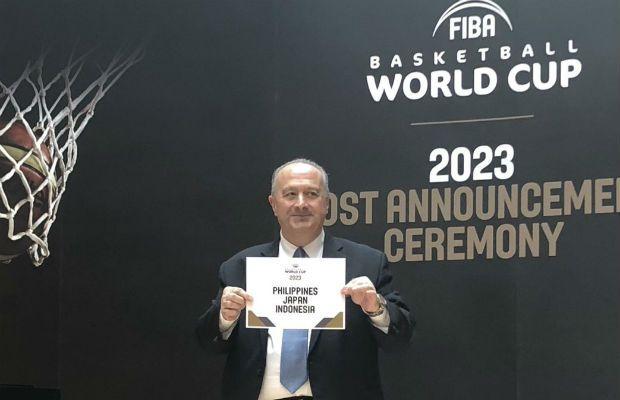 Σε Φιλιππίνες, Ιαπωνία και Ινδονησία το Μουντομπάσκετ του 2023