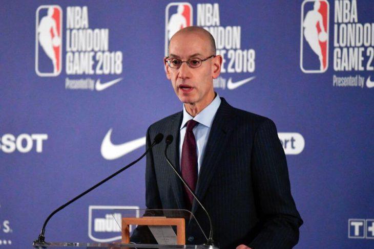 Σίλβερ: «Πολλοί παίκτες μου έχουν πει ότι δε θα είχαν ασχοληθείμε το μπάσκετ αν δεν υπήρχαν εθνικές ομάδες»